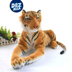 Simulation tiger plush toy kids Christmas gifts and giant plush