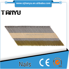 34 degree galvanized 3-inch paslode nails