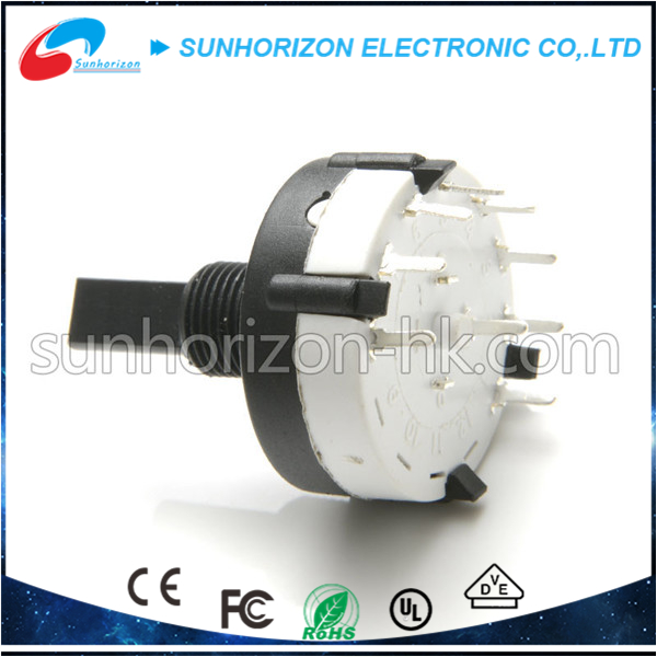 Electric generator rotary switch Dia Band Selector Rotary Switch
