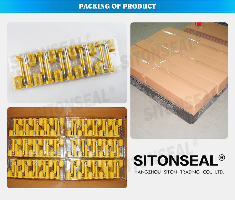 ST-1103 2016 High Quality Bullet Seal for Containers