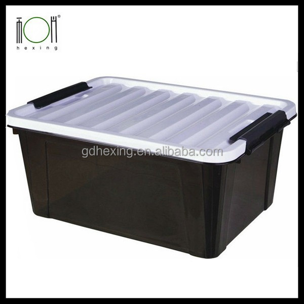 ikea warehouse industrial plastic storage box bins with lids buy warehouse plastic storage. Black Bedroom Furniture Sets. Home Design Ideas