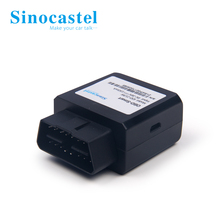 China GPS Tracker Manufacturer 3G OBD Tracker From Sinocastel