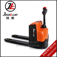 2016 New 2.0T Walking Type Full-electric Pallet Truck(Electronic Steering)