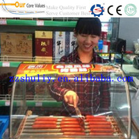 rolling hot-dog grill/ rollers grill/sausage roller grill/0086-15838159361