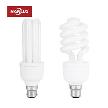 CFL Energy Saving lamp bulb Half/Full Spiral/U shape 11w 15w 20w