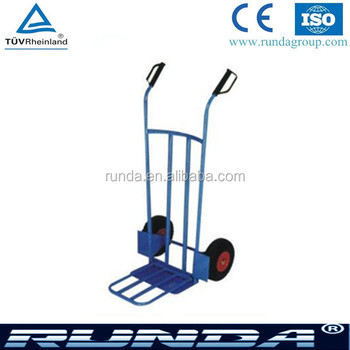 Professional manufacturer wholesale hand trolley with all size