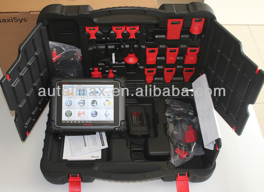 Wholesale price MaxiSys Pro ecu car programming tools autel maxisys pro ms908p Automotive Diagnostic&Analysis System