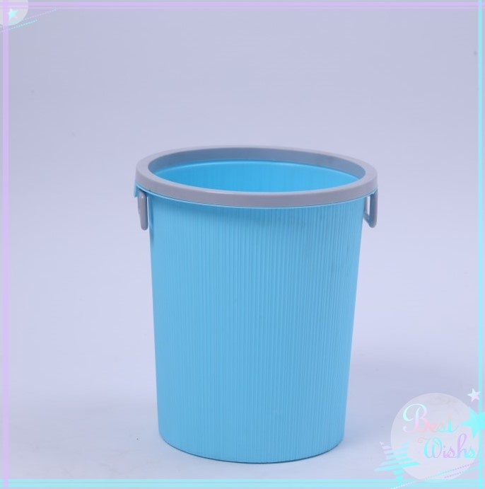 OEM household office durable plastic trash/garbage can