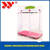 2013 Standard and Professional decorative clothing rack retail shop