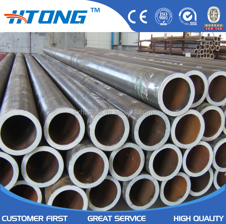 China steel 24 inch weld steel high pressure boiler tube