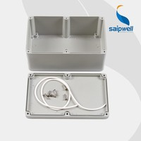 SAIPWELL/SAIP Customized IP65 Waterproof Enclosure Aluminium Box for Electronic