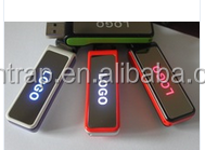 usb pen drive with led light