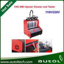 Fuel Injection System Testing Machine CNC-600 Injector Cleaner for Car Original