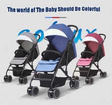2016 new design Lightweight good and compact baby pocket stroller with EN 1888 certificate approved