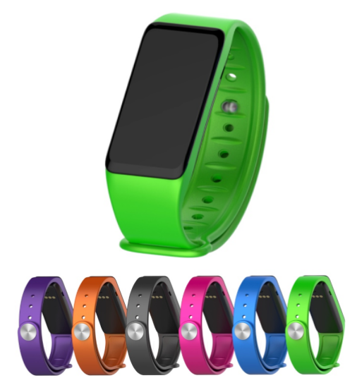 Bluetooth Smart Monitor Bluetooth Smart Wristband Bracelet Activity Tracker Touch Screen
