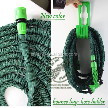 Coiled Garden Hose Holder Best Water Hose Nozzle