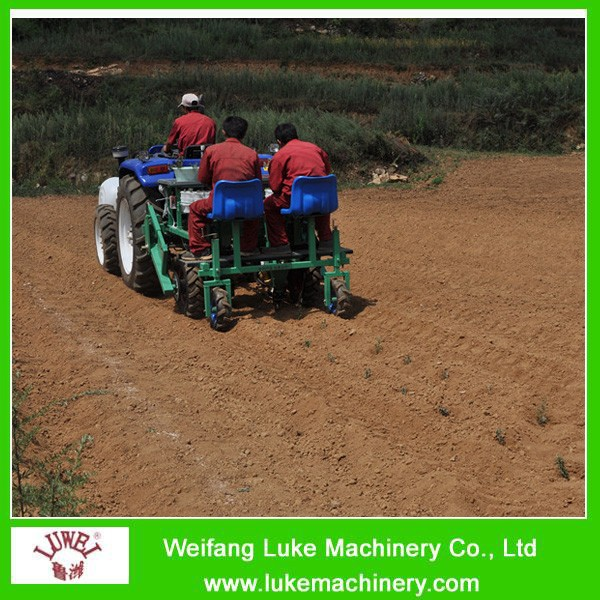 Two Rows Tobacco Transplanter Machine For Sale