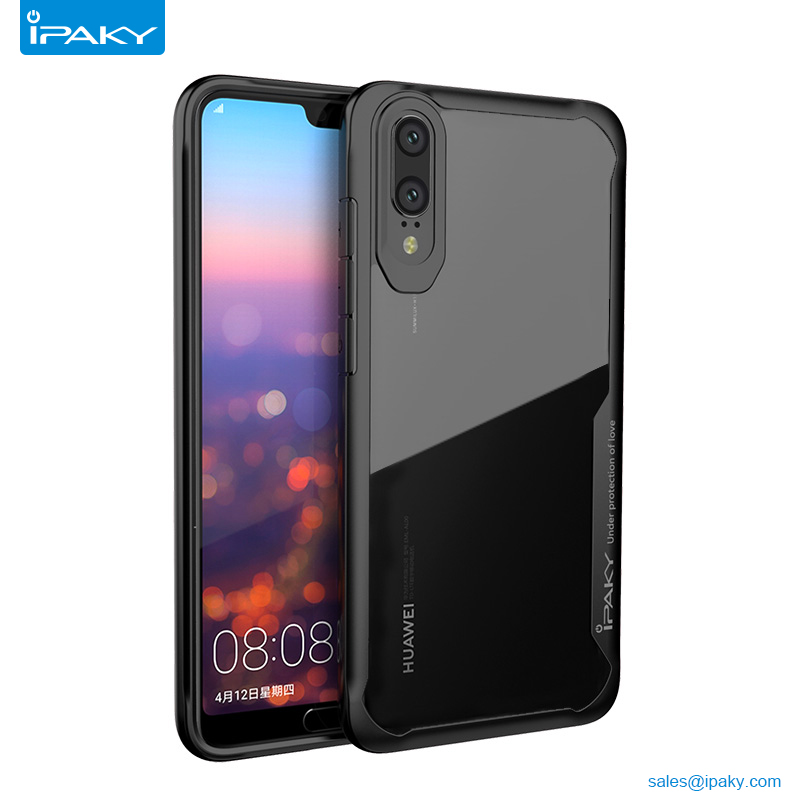 iPaky Survival TPU phone <strong>case</strong> for Huawei P20 P20Pro