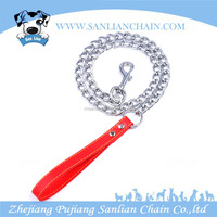 With SGS Certification Dog Pet Of Hot Sale Products Dog metal Chain of pet supplies