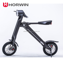 HORWIN hot model electric foldable bike K1 scooter bike