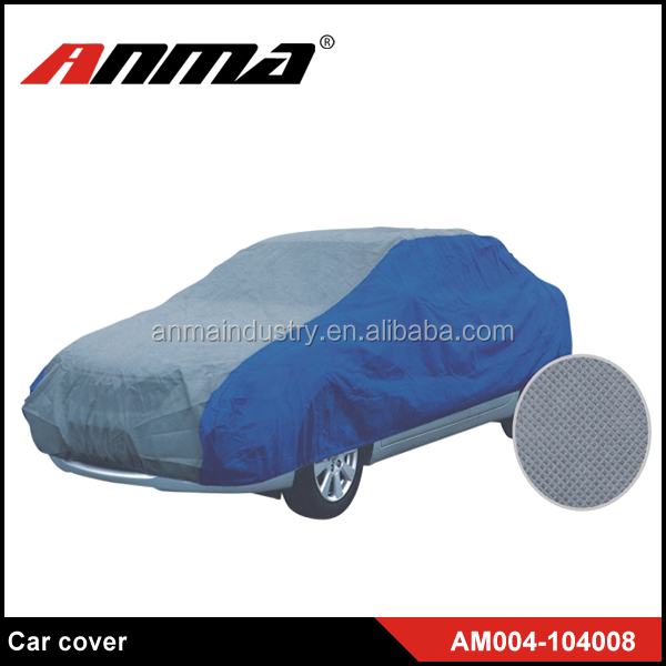 TOP SELLING ! ANMA high quality Popular PEVA & PP carton car cover