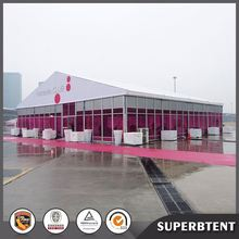 Design lofty trade show outdoor works tent