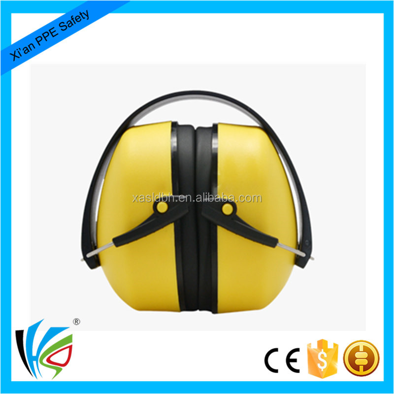 Luxury design industrial safety earmuffs for sleeping