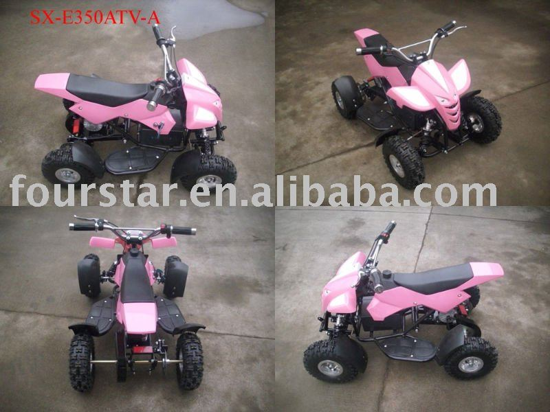 kids atv quad cheaper for sale(SX-E 350 ATV-A)
