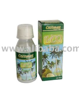 Cocomas Virgin Coconut Oil