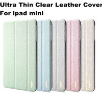 XuuDD Leather Smart Cover For ipad mini 1 2 3 with Retail Package