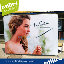 Good quality advertising exhibition display flexible backdrop frame