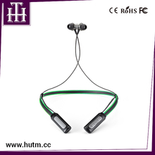 2017 china shenzhen magnetic around the neck earbuds earphone stereo sport wireless best neckband bluetooth headset