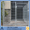 Durable and Anti-rust New Design Cheap galvanized big dog cage/ Welded dog cage/ Chain Link dog run kennels