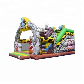 Bouncy Factory Car Castle Cheap Children Water Bouncer Cheap Inflatable Slip N Slide For Sale