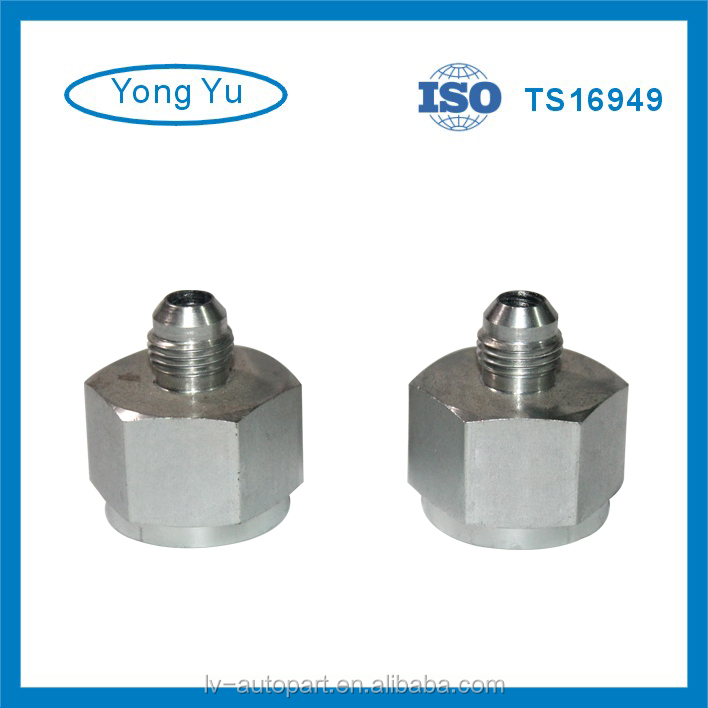 asian oil tube cnc turning parts