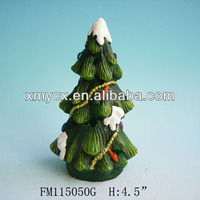 Home ornament resin christmas tree for sale