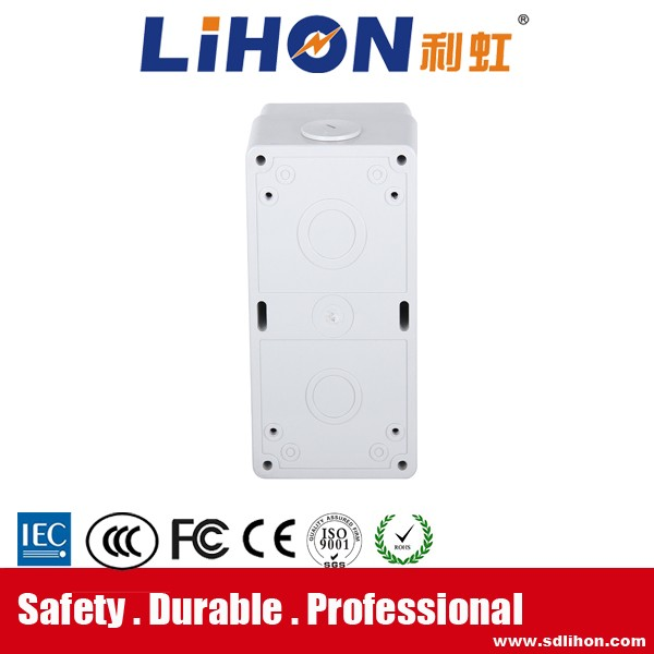 SHFS4 IP66 protect level types way waterproof power distribution box