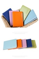 unique low price supplier a5 a6 all sizes leather id card holder