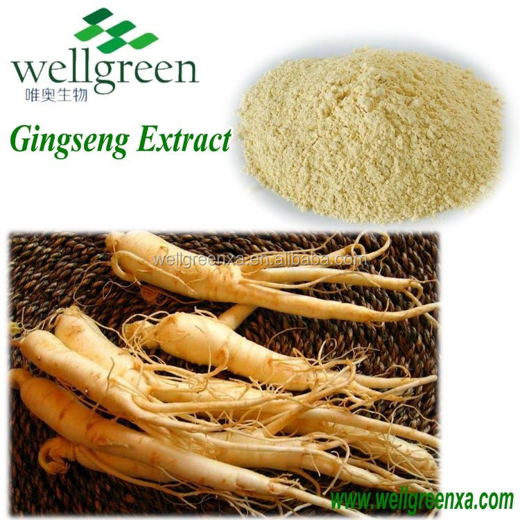 Hot Sale Chinese Herb Extract 100% Natural panax ginseng extract ginsenoside