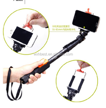 High Quality YUNTENG 1288 Bluetooth Selfie Stick Monopod With Factory Price