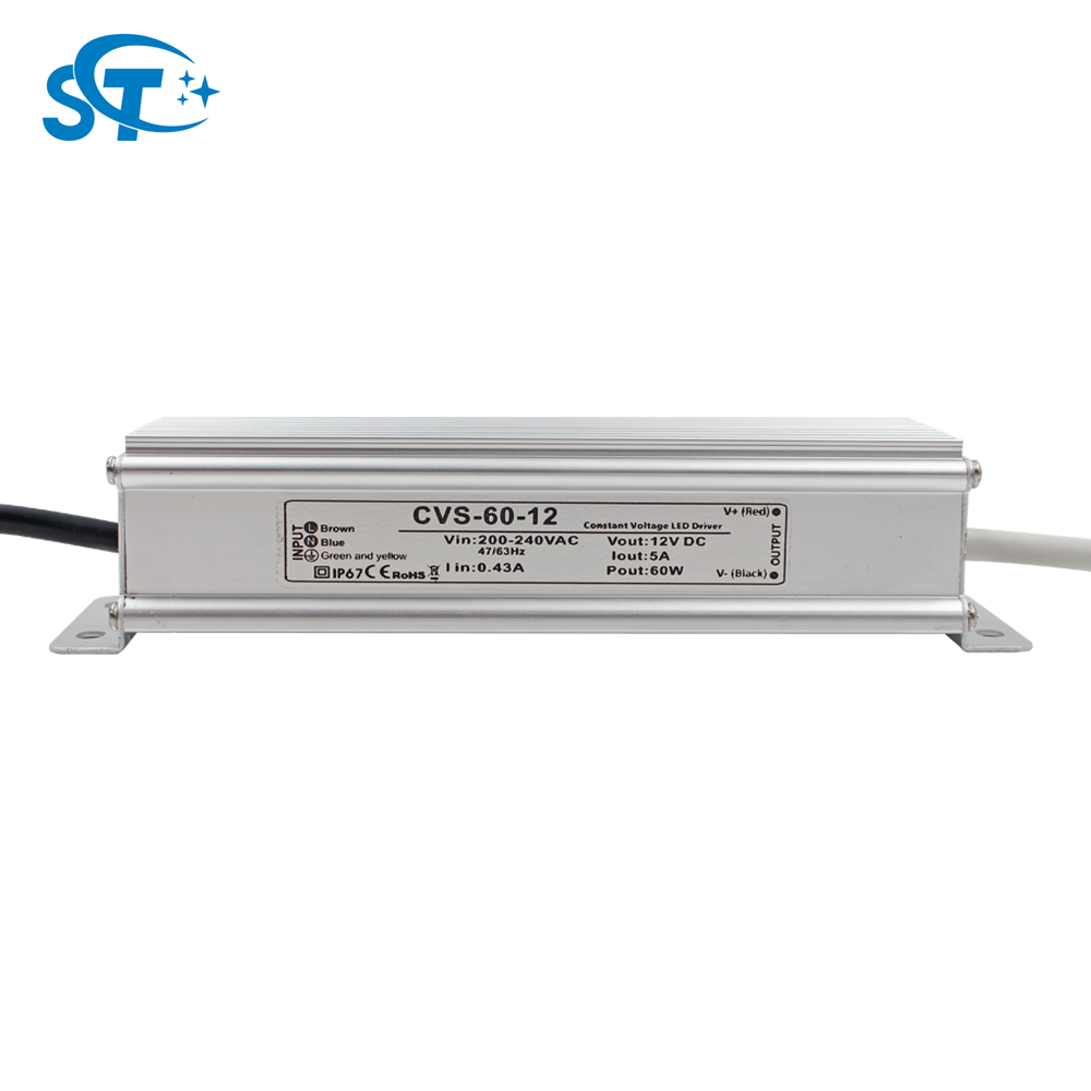AC 200v 240v to DC 12v 24v led power supply smps