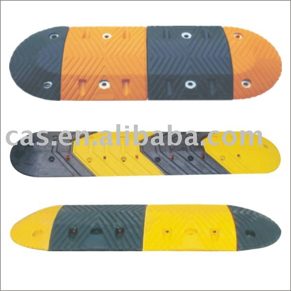 Rubber Speed Hump/Speed Bump/Speed Breaker