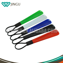 professional use long plastic colorful shoehorn