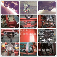 wholesale china suppliers manufacture cargo tricycle with spare parts hot sale on alibaba