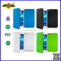 "FOR SAMSUNG GALAXY TAB 3 8.0"" INCH THIN SMART COVER CASE WALLET STAND ULTRA"