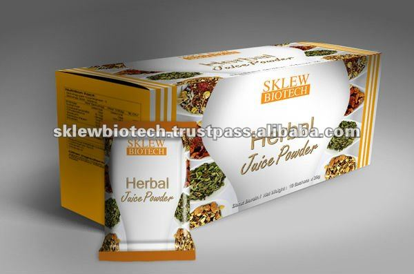 Herbal Juice Powder - OEM/ Private Label
