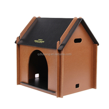 lovely pet cheap wooden dog pet house cage wholesale