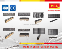 New design engineering china supplier Concrete Water Channel