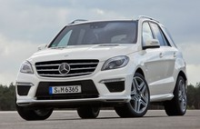 MERCEDES BENZ ML63 AMG 2015