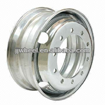chrome car mag wheels